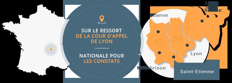 Compétence territoriale Loire